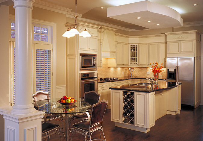 Donco designs is a pompano beach remodeling contractor for Kitchen design lighting