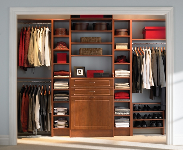 Get Organized: Maximize Storage Space U2013 Closet Design Tips U2013 Part 1