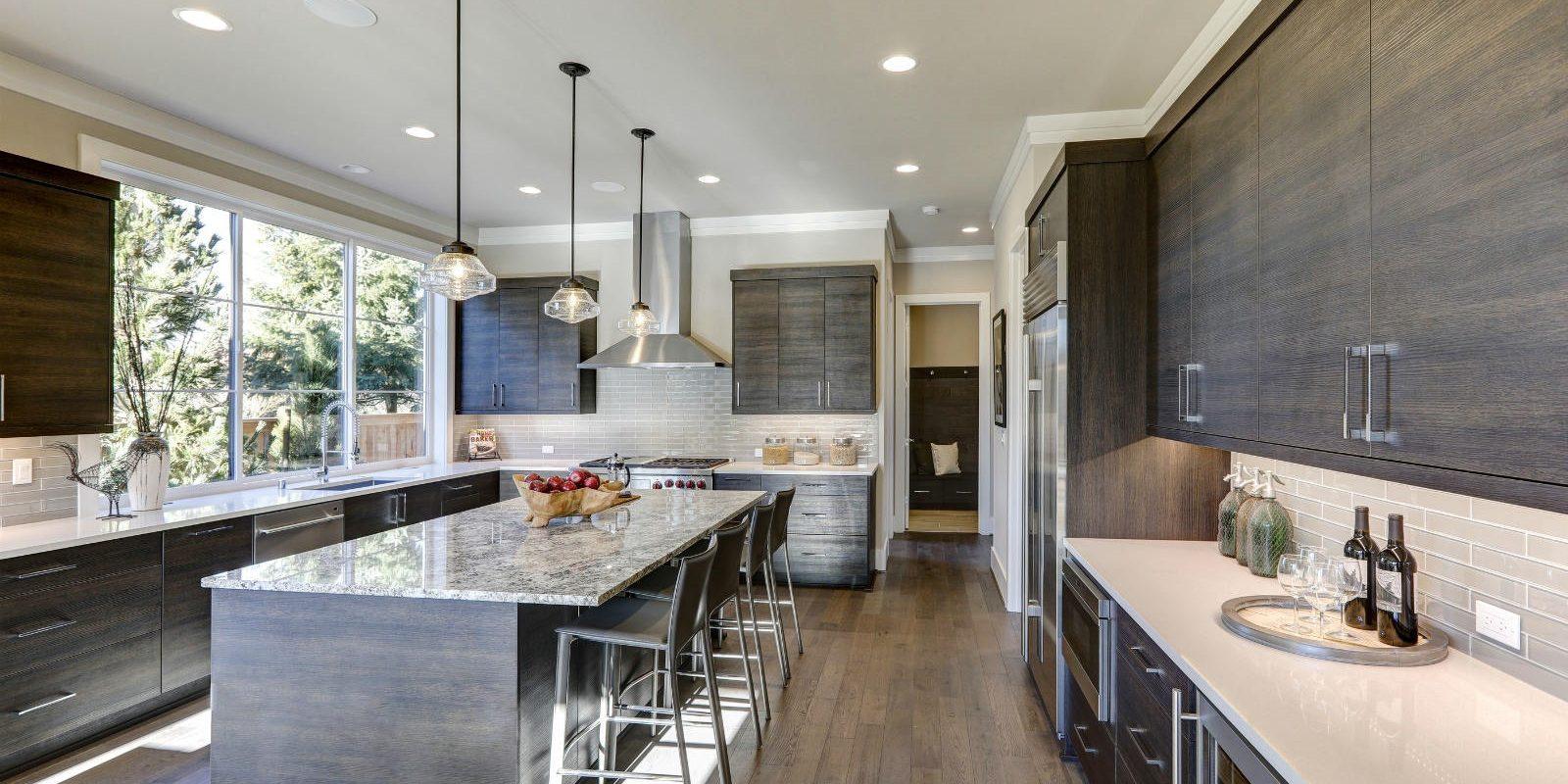 Slider U2013 Gray Modern Kitchen