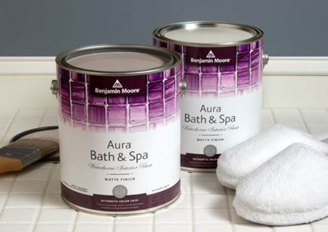 Benjamin Moore Aura Bath And Spa Review
